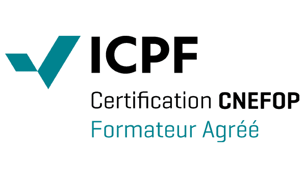 Logo ICPF & PSI Agree CNEFOP Formateur